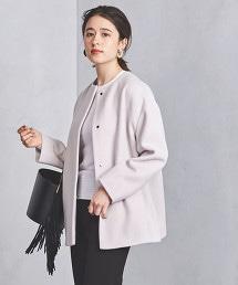 UBCS 無領短版大衣