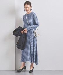 UWSC 格紋 長洋裝
