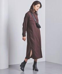 UBCB 長版襯衫式洋裝