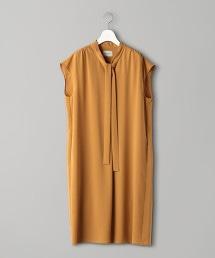 UBCS 領帶法國袖洋裝