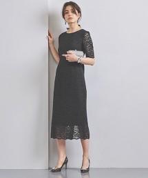 UPCB 蕾絲 窄版洋裝