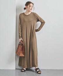 UWCC T恤材質 迷嬉洋裝 日本製
