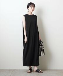 UWSC P JSY 抽摺洋裝† 日本製
