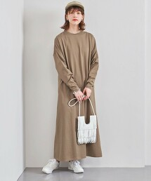 UWSC 背衩 長洋裝 日本製