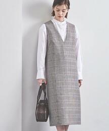 UWSC W/P 吊帶裙