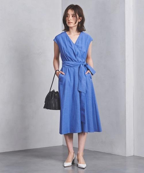 UBCS 打底衫 荷葉連身洋裝