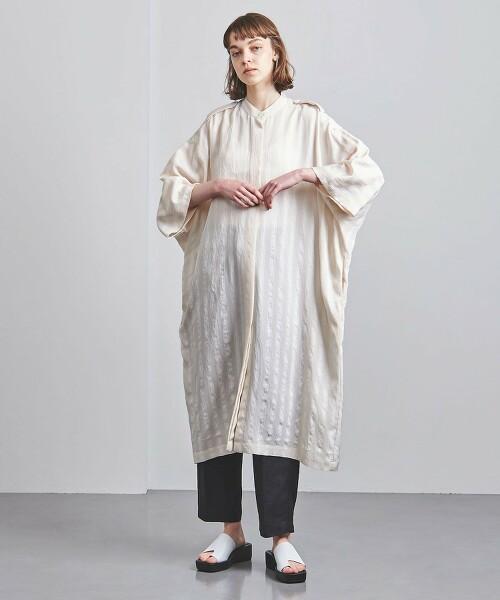 UGMSC 直條紋 土耳其袖 洋裝 日本製