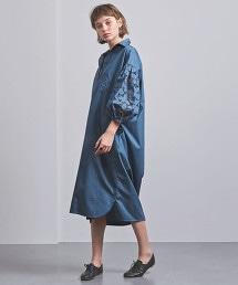 特別訂製<TICCA>挖空蕾絲袖洋裝