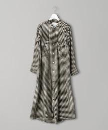 <TICCA>細格紋連身裙