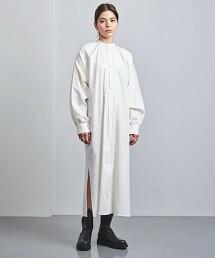 <HYKE> LI SMOCK 洋裝 ■■■ 日本製