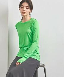 <BASERANGE>長袖 T恤 21SS 葡萄牙製