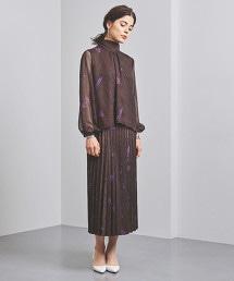 <near.nippon>印刷 褶裙