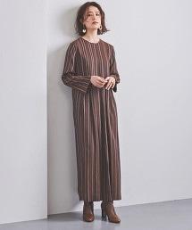 <near.nippon>直條紋洋裝