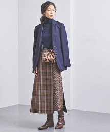 特別訂製<near.nippon>格紋裙