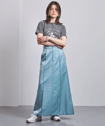 <CINOH>緞面 長裙 日本製