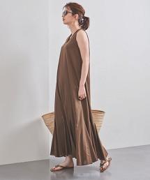 <MARIHA>V領 中長裙 洋裝