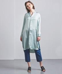 特別訂製<FILL THE BILL>立領 襯衫式洋裝 ■■■