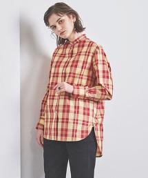 特別訂製<CINOH>格紋 寬版 襯衫