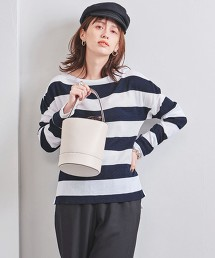 <MADISON BLUE>橫條紋 長袖 T恤 ■■■ 日本製
