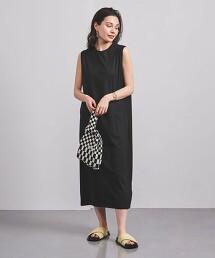 部分花色為特別訂製<ATON>SUVIN AIR 背心 洋裝 日本製