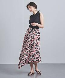 <near.nippon> ANEMONE 褶裙 日本製