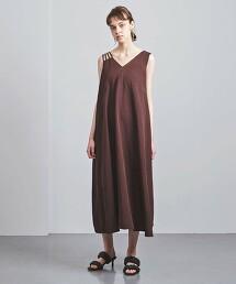 <AKIRA NAKA> 不對襯 洋裝 ■■■ 日本製