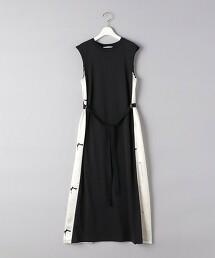 特別訂製<CINOH>側邊印花 洋裝 ■■■ 日本製