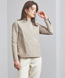 特別訂製<CINOH>胸飾 襯衫 ■■■ 日本製