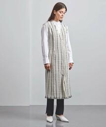 <CURRENTAGE>TWEED 背心 洋裝