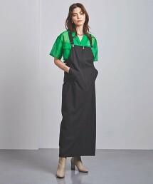 <FILL THE BILL>軍裝 連身裙 日本製