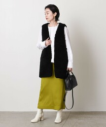 特別訂製<THE RERACS>羊絨 內襯外套 2 ■■■ 日本製