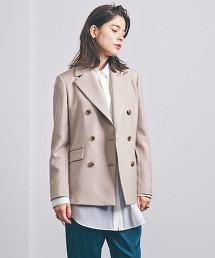 <AEWEN MATOPH> 綾織 雙排釦 西裝外套