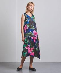 <AEWEN MATOPH> 花朵印花 洋裝