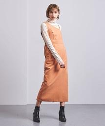 <AEWEN MATOPH> 仿麂皮 洋裝