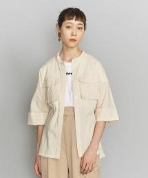BY 寬版襯衫式外套