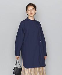BY 高密度織棉 工作長版襯衫
