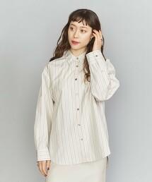 BY 純棉 高密度織 標準領襯衫