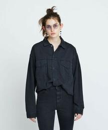 【10】【特別訂製】<Shinzone>寬版襯衫式夾克 日本製