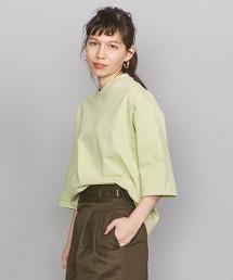 BY 寬版捲袖T恤