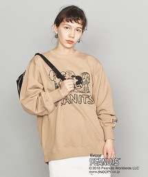 <VOTE MAKE NEW CLOTHES>PEANUTS 長袖衛衣