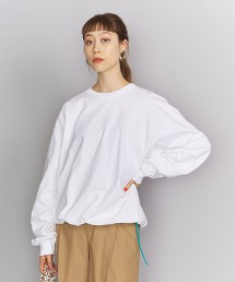 【特別訂製】<VOTE MAKE NEW CLOTHES>抽繩長袖T恤