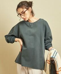 【網路限定】by ※∴成品染厚棉罩衫