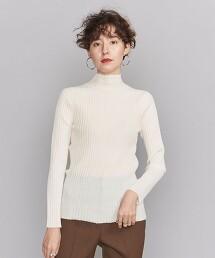 BY 羅紋 高領針織衫 -可手洗-