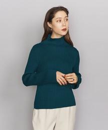 BY 羅紋高領針織罩衫 -可手洗-