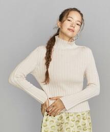 BY 羅紋高領針織衫 -可手洗-