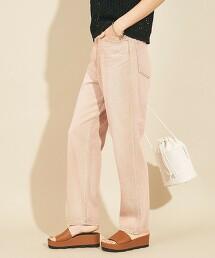 BY∴ TRADITIONAL 硫化染 5口袋長褲