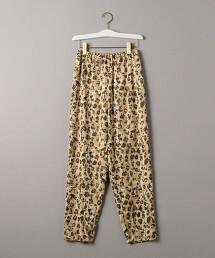 BY 豹紋 輕便褲