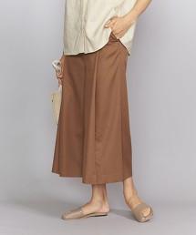 BY 萊賽爾纖維打摺七分褲裙