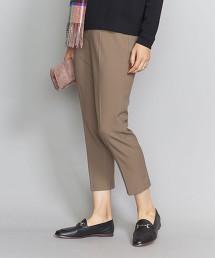 BY 斜紋織錐形褲