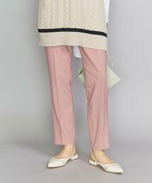 BY 合身碎褶褲 日本製